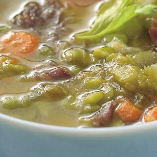 Slow-Cooker Split Pea Soup