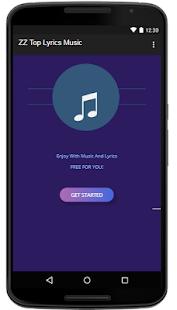 ZZ Top Lyrics Music - náhled