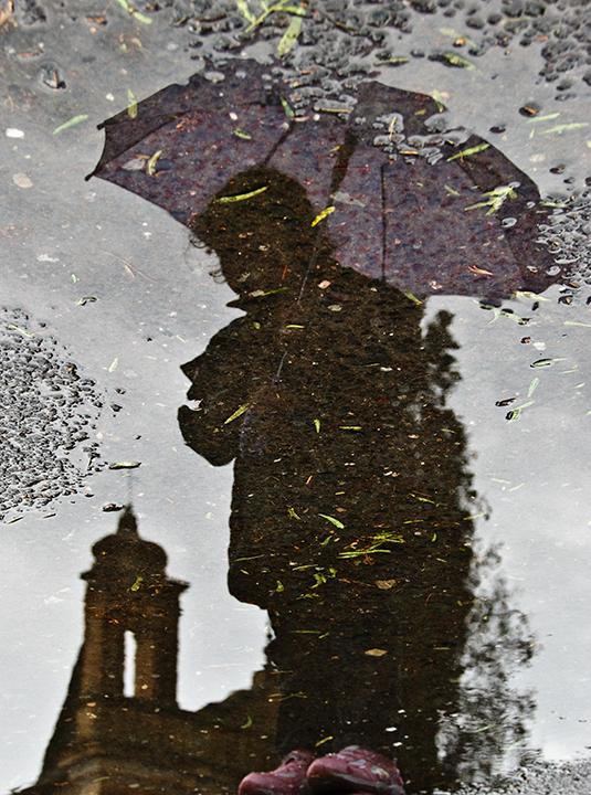 Divertirsi sotto la pioggia di Loredana Pagana