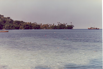 Photo: Cabo Tiburón (Panamá -Colombia)(sept. 1995)