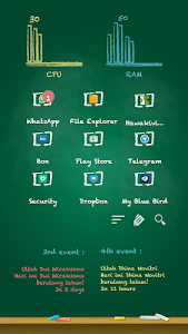 Greenboard for Total Launcher v1.0