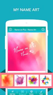 Name on Pics - Name Art - Apps on Google Play