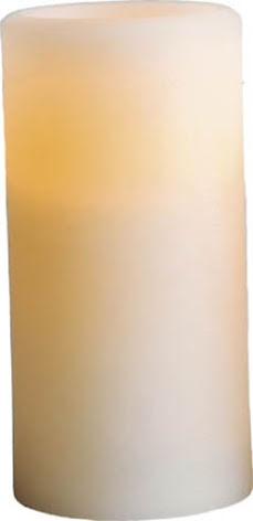 Vaxljus 15cm LED