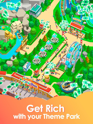 Idle Theme Park Tycoon - Recreation Game Hack, Cheats