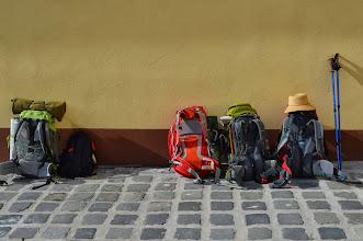 Photo: Csendélet, egy pillanat a gyalogos 3000 km-ből.