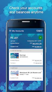 Metro Bank Mobile App