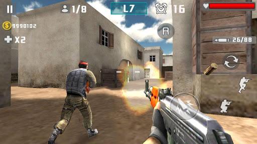 SWAT Counter Terrorist Shoot  screenshots 4