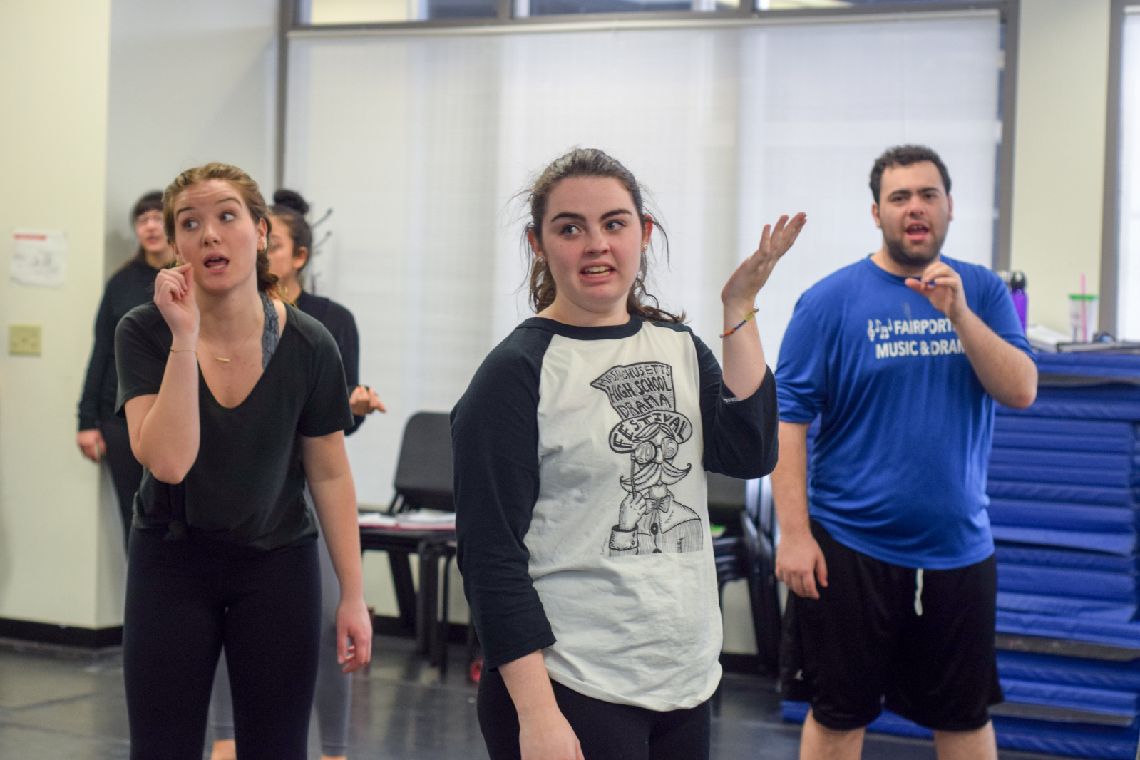 Nazareth College brings 9 TO 5 to Callahan Theater