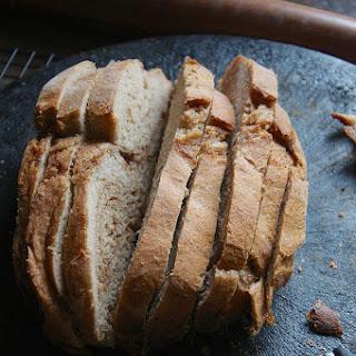 Vegan Buttermilk Cinnamon Swirl Bread