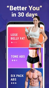Lose Belly Fat at Home – Lose Weight Flat Stomach 1