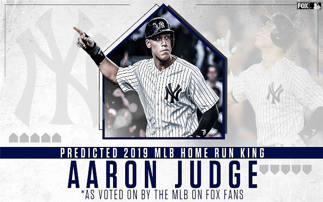 Aaron Judge Themes & New Tab