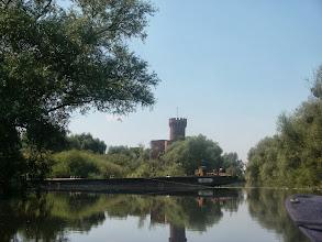 Photo: Zamek w Świeciu, to już Wda