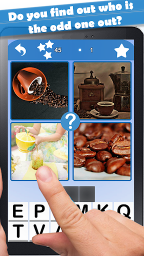 4 pics 1 word : The Odd One Out  screenshots 5