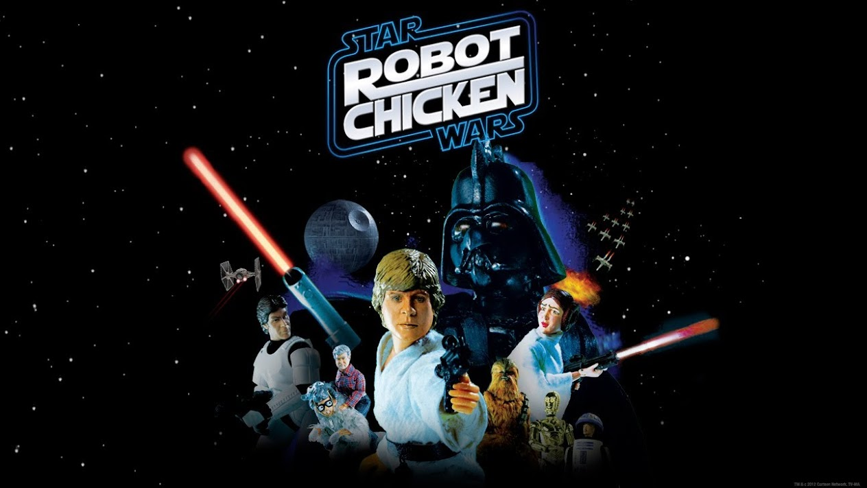 Robot chicken star wars movies tv on google play - Robot blanc star wars ...