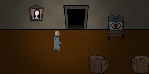 Insanus - Escape Horror Scary Hause Game  screenshots 3