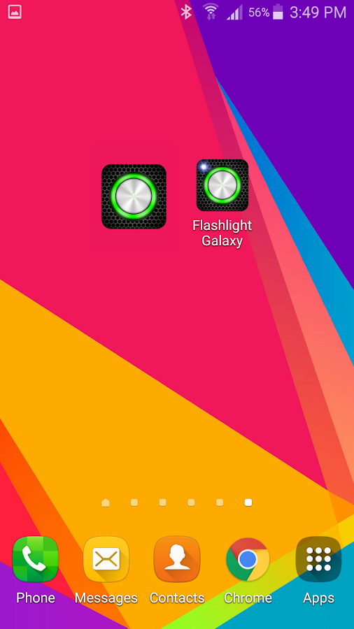 Flashlight galaxy android apps on google play for How to enter cheat codes in design home app