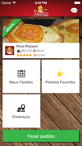 Plum Pizza Delivery screenshot 1