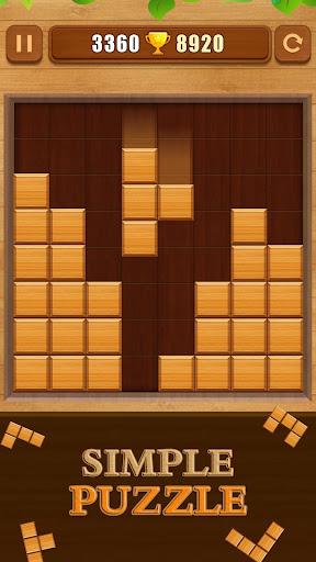 Wood Block Puzzle 2.4 screenshots 2