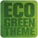 ECOLOGY Green ADW Theme icon