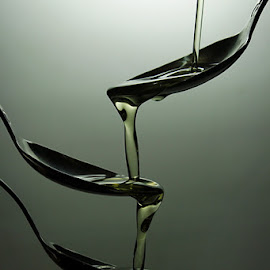 Liquid Flow by Octyee Hendriyanto - Artistic Objects Other Objects