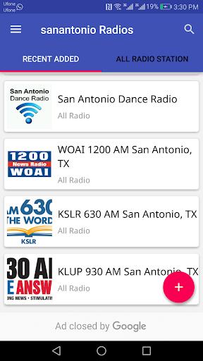 San-Antonio All Radio Stations  screenshots 2
