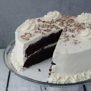 Best Irish Cream Cake