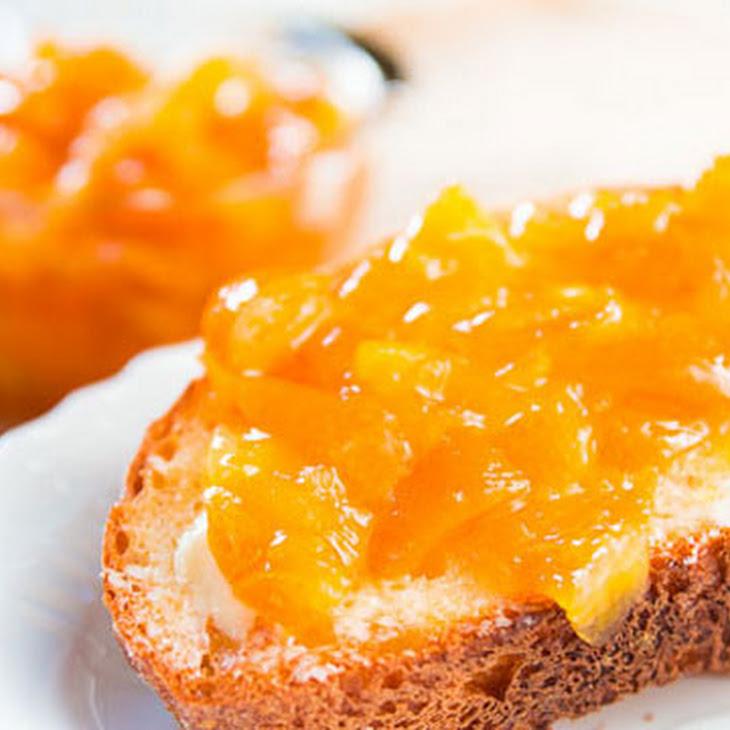 Kumquat Honey Marmalade Recipe
