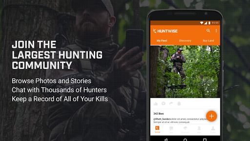 HuntWise: Die Screenshots der Jagd-App 4