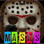 jason mask: scary mask effect Icon