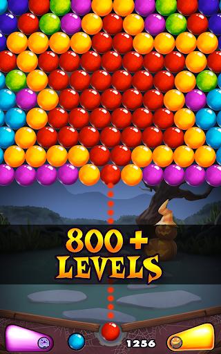 Bubble Halloween screenshot