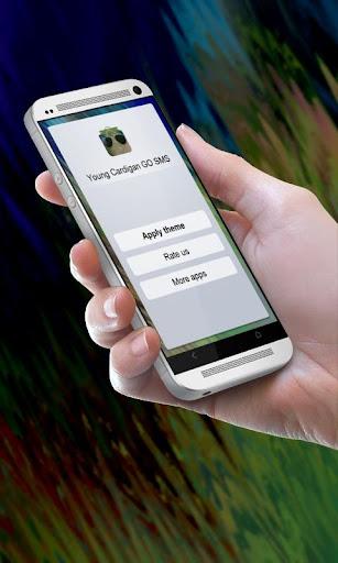 玩免費個人化APP 下載年轻外套 GO SMS app不用錢 硬是要APP