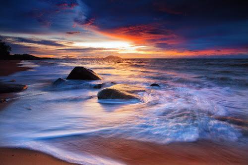 by Kosmas Fikie Aryadi - Landscapes Waterscapes