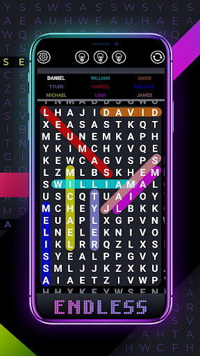 Endless Word Search 1.9 screenshots 3