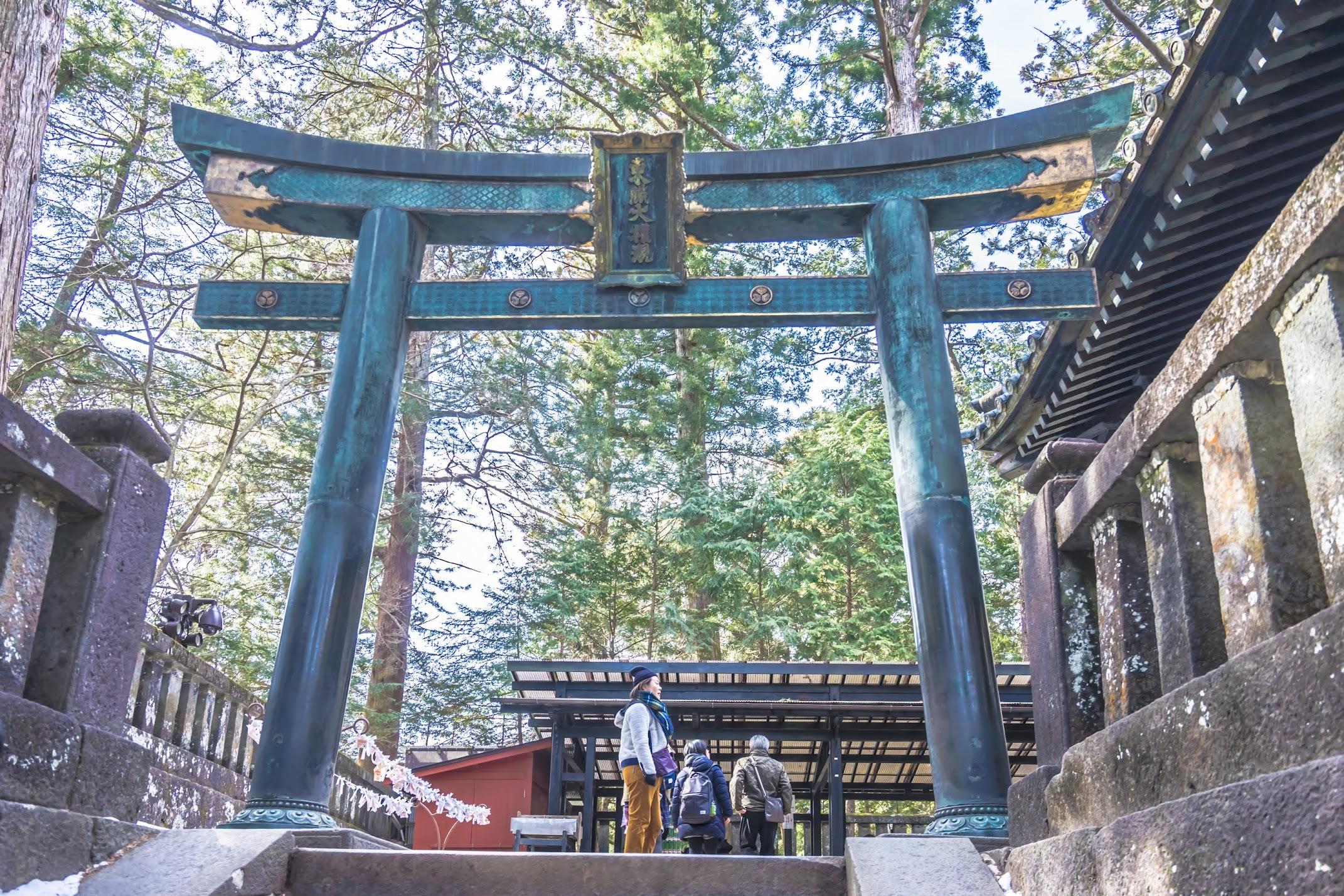 Nikko Toshogu Shrine Inner Shrine1