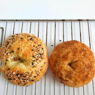 Two Ingredient Bagel Recipe
