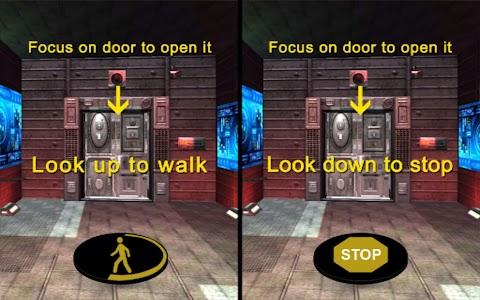 VR Sci-fi Search Operation 4D screenshot 20