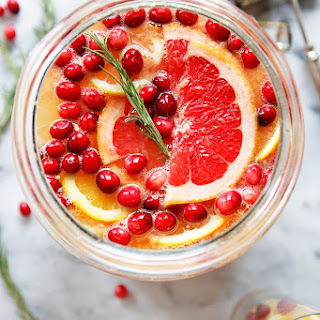 Sparkling Citrus Punch.