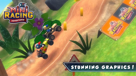 Mini Racing Adventures - screenshot thumbnail
