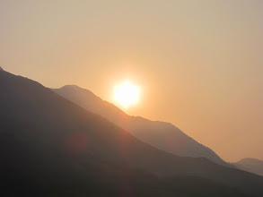 Photo: Welcome Surya bhagawan