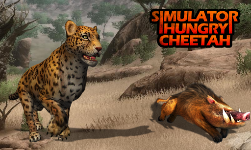 Simulator: Hungry Cheetah