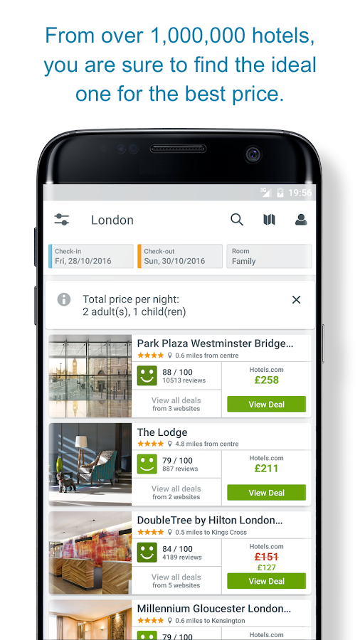 trivago - Hotel Search – Android Apps on Google Play