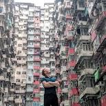 Yick Cheong Building in Quarry Bay in Hong Kong, , Hong Kong SAR