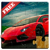 Sports Car Jigsaw Puzzles Game - Kids & Adults 🏎️
