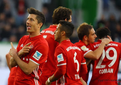 Bayern München reageert op geruchten omtrent vertrek van Lewandowski