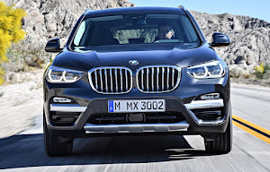 BMW X3 sends heartbeats racing