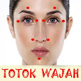 Cara Totok Wajah - náhled