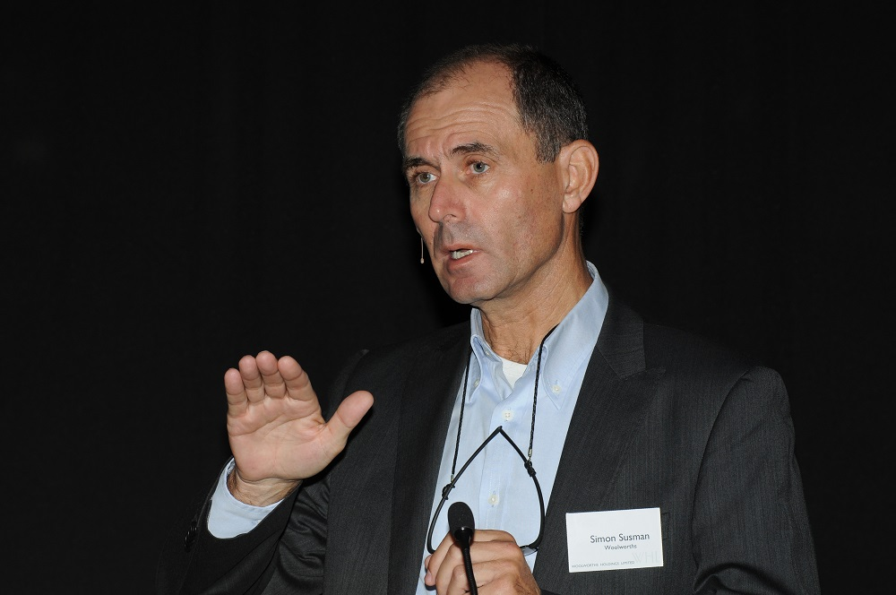 Woolworths: How Simon Susman made all the difference