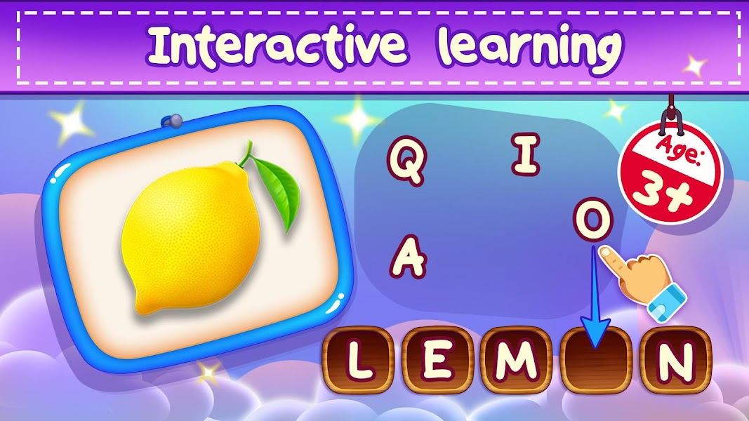 Learn To Spell : English Spelling Master for Kids