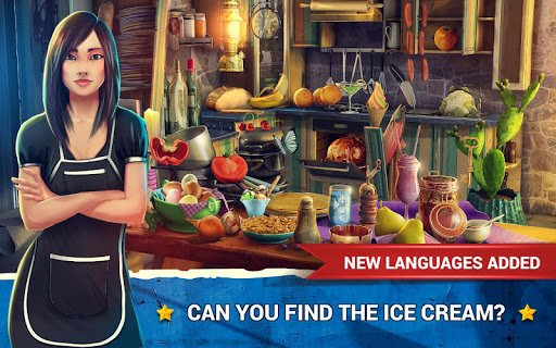 Hidden Objects Messy Kitchen u2013 Cleaning Game  screenshots 1