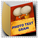 Photo Text Gram icon